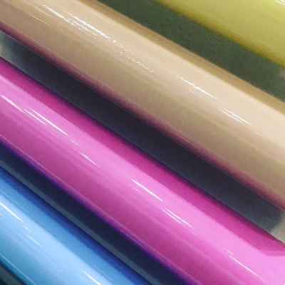 Matt pigment foil