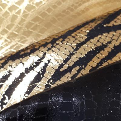 Zebrasnake laminato