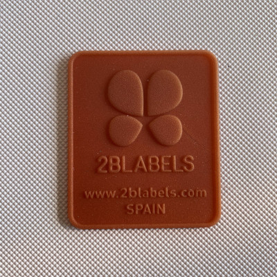 2B LABELS 1 COLOR FINITURA SPECIALE