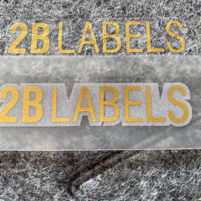 2B LABELS TRANSFER PELLICCIA