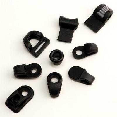Plastic accessories