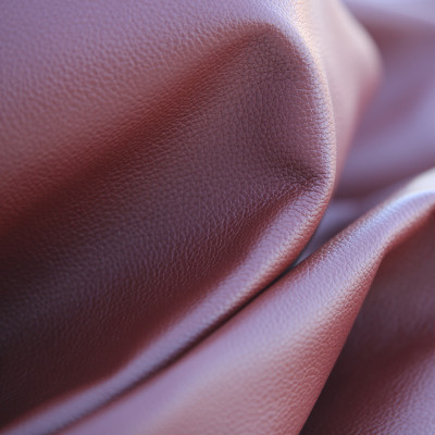 Corrected grain finished leather 1354