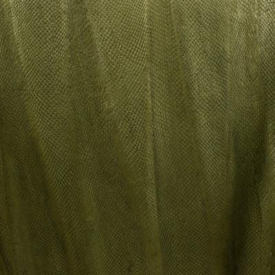 ORGANIC SALMON PANEL GREEN MILITAR SEMI SHINY