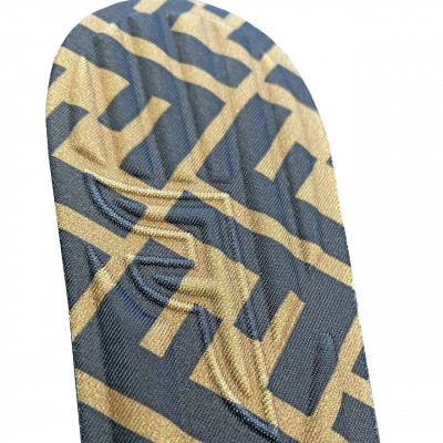 High frequency insole + desired shape cut