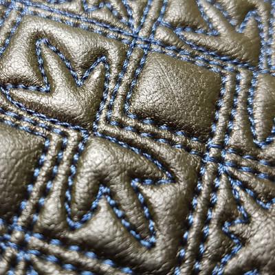 Padding embroidery