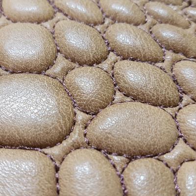 Embroidery padding matelassé embossing
