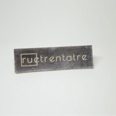 Etichette in materiale sintetico laserate