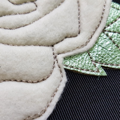 Embroidery and applications