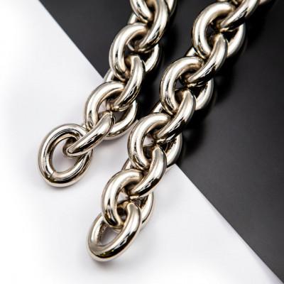 Aluminum groumette chain W0960032