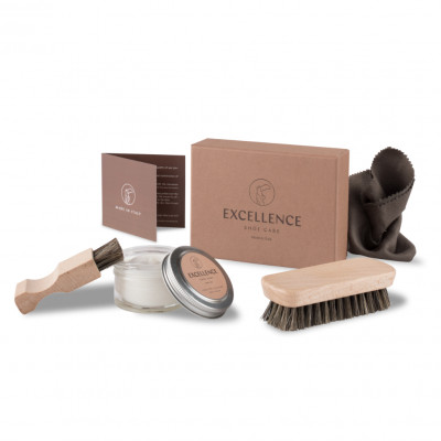 ESSENTIAL SET for smooth leather care -VIMINI3