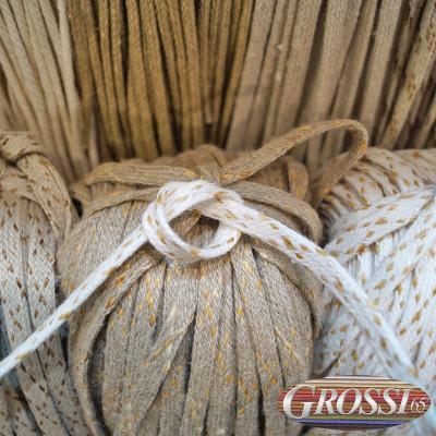 Lacci in fibra naturale