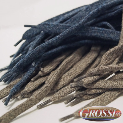 Wool laces