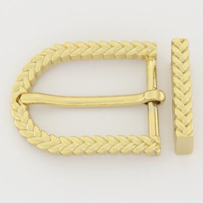 Buckle braid