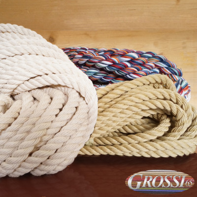 Ropes and interweavings