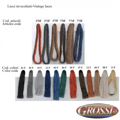 Vintage laces