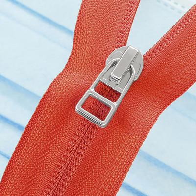 Coil zipper with Polygiene ViralOff® treatment