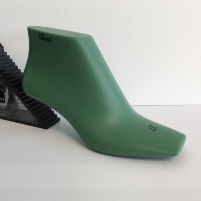 Forma donna n.37 sandalo punta quadrata tacco 50