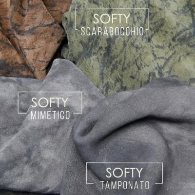SOFTY SCARABOCCHIO - MIMETICO - TAMPONATO
